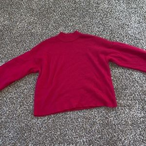 Red Forever 21 sweater